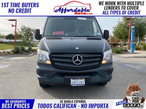 2014 Mercedes-Benz Sprinter Cargo for sale at Affordable Auto Solutions in Wilmington CA
