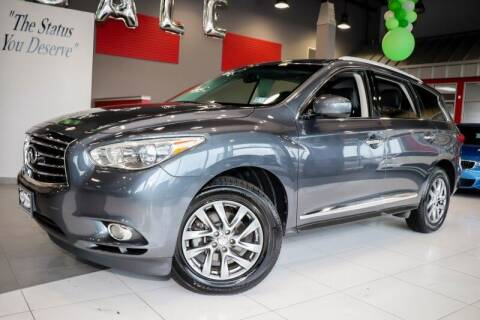2014 Infiniti QX60 for sale at Quality Auto Center in Springfield NJ