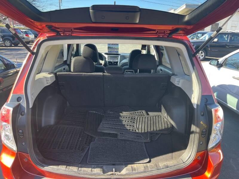 2010 Subaru Forester AWD 2.5X Premium 4dr Wagon 4A - Bethlehem PA