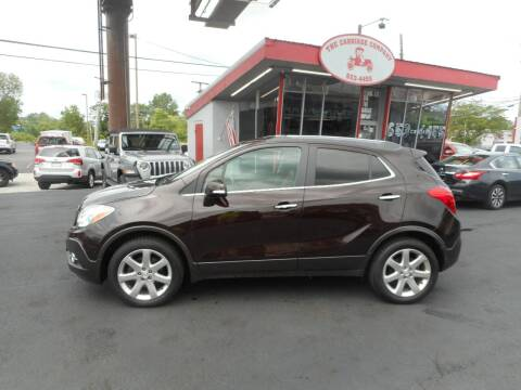 2015 Buick Encore for sale at The Carriage Company in Lancaster OH