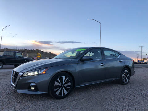 2019 Nissan Altima for sale at 1st Quality Motors LLC in Gallup NM