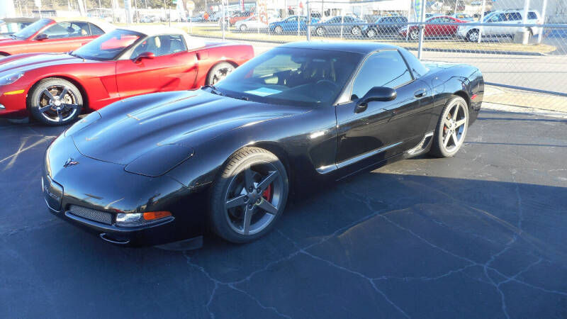 2001 Chevrolet Corvette for sale at Classic Connections in Greenville NC