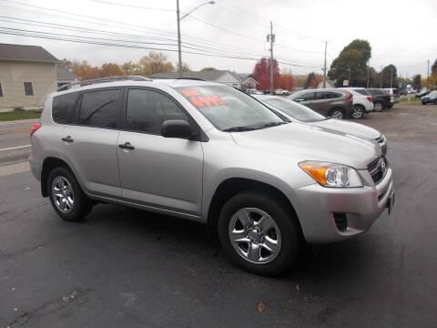 2011 Toyota RAV4 for sale at Dansville Radiator in Dansville NY