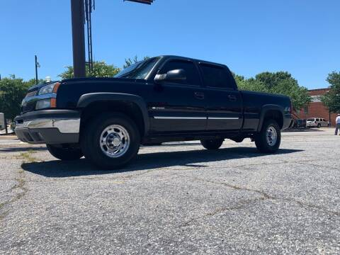 2004 Chevrolet Silverado 2500 for sale at Madden Motors LLC in Iva SC