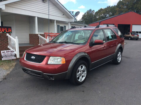 2007 Ford Freestyle for sale at Ace Auto Sales - $1500 DOWN PAYMENTS in Fyffe AL