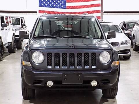 2014 Jeep Patriot for sale at Texas Motor Sport in Houston TX