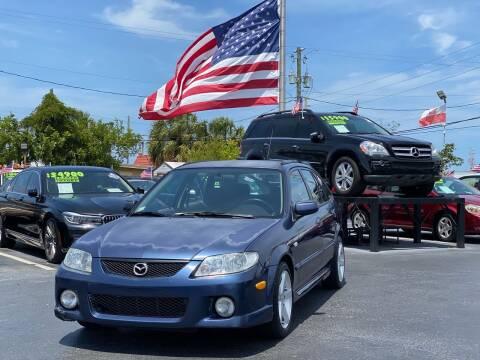2003 Mazda Protege5 for sale at KD's Auto Sales in Pompano Beach FL