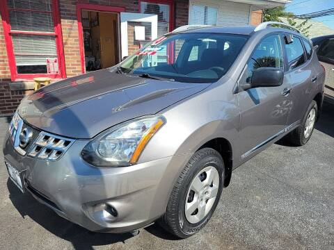 2014 Nissan Rogue Select for sale at TEMPLETON MOTORS in Chicago IL