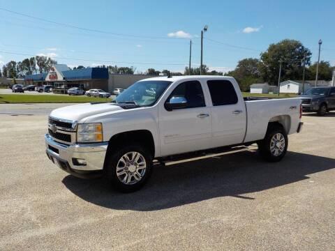 2014 Chevrolet Silverado 2500HD for sale at Young's Motor Company Inc. in Benson NC