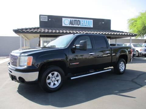 2007 GMC Sierra 1500 for sale at Auto Hall in Chandler AZ