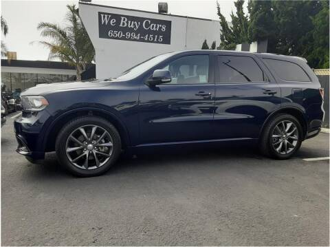 2017 Dodge Durango for sale at AutoDeals in Daly City CA