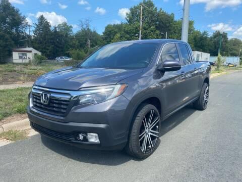2019 Honda Ridgeline for sale at ONG Auto in Farmington MN