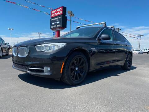 2012 BMW 5 Series for sale at Right Price Auto in Idaho Falls ID