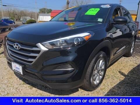 2018 Hyundai Tucson for sale at Autotec Auto Sales in Vineland NJ