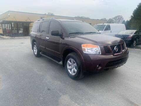 2013 Nissan Armada for sale at EMH Imports LLC in Monroe NC
