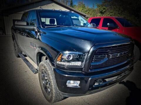 2018 RAM Ram Pickup 2500 for sale at Carder Motors Inc in Bridgeport WV