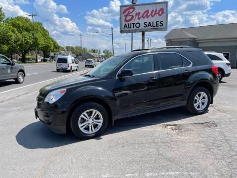 2015 Chevrolet Equinox for sale at Bravo Auto Sales in Whitesboro NY