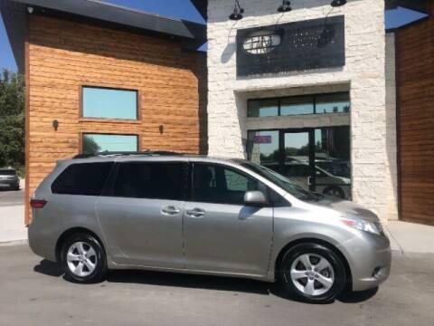 2015 Toyota Sienna for sale at Hamilton Motors in Lehi UT