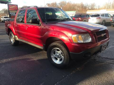 2005 Ford Explorer Sport Trac for sale at GABBY'S AUTO SALES in Valparaiso IN
