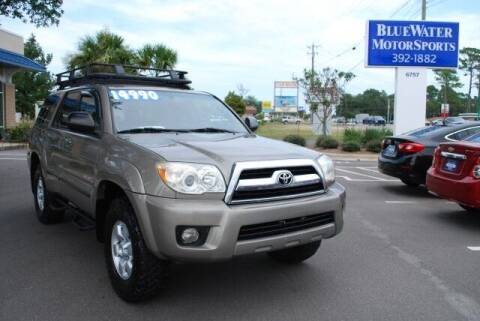 2008 Toyota 4Runner for sale at BlueWater MotorSports in Wilmington NC