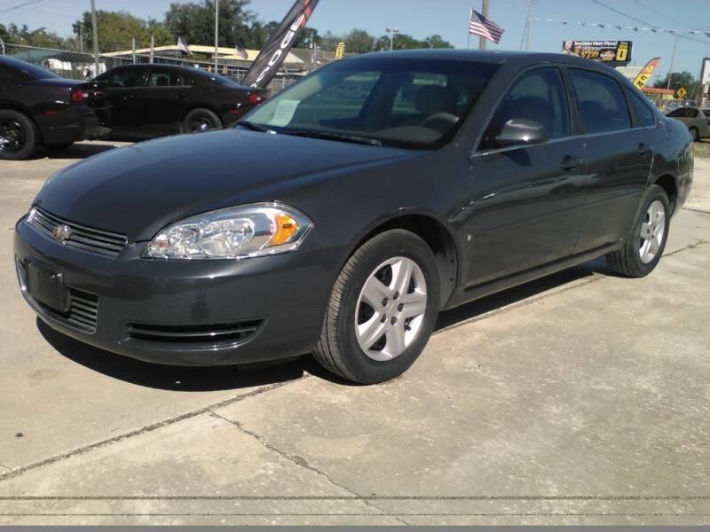2008 Chevrolet Impala for sale at Warren's Auto Sales, Inc. in Lakeland FL