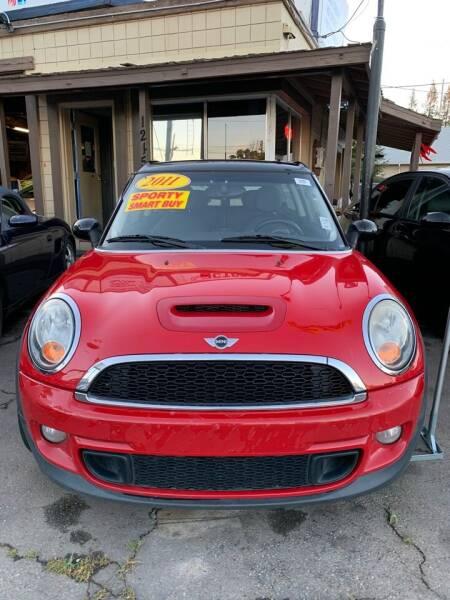 2011 MINI Cooper Clubman for sale at Victory Auto Sales in Stockton CA