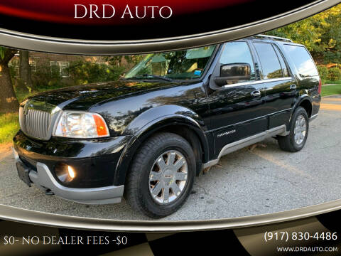 2004 Lincoln Navigator for sale at DRD Auto in Flushing NY