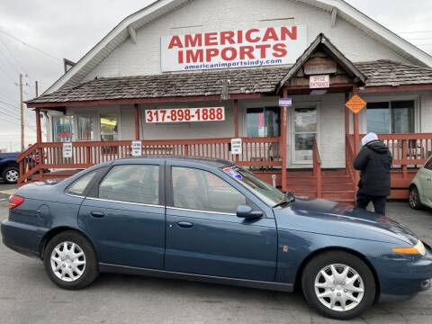 2002 Saturn L-Series for sale at American Imports INC in Indianapolis IN