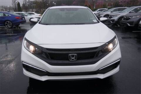 2020 Honda Civic for sale at Southern Auto Solutions - Lou Sobh Honda in Marietta GA