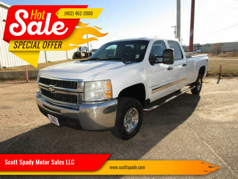 2009 Chevrolet Silverado 2500HD for sale at Scott Spady Motor Sales LLC in Hastings NE