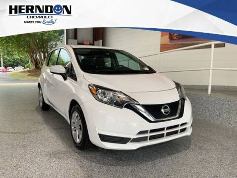 2017 Nissan Versa Note for sale at Herndon Chevrolet in Lexington SC