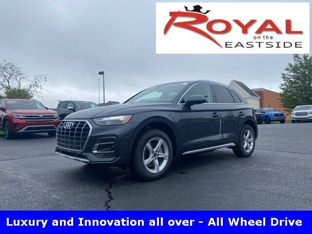 2021 Audi Q5 for sale in Bloomington, IN
