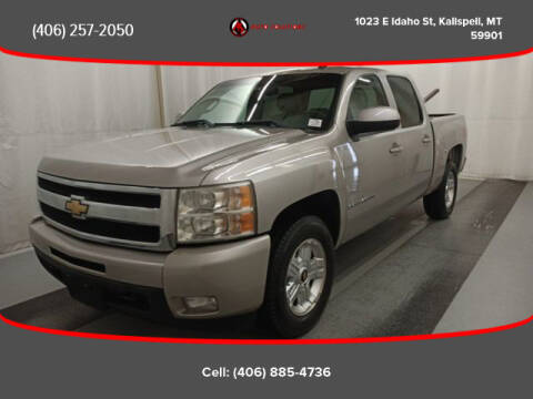 2009 Chevrolet Silverado 1500 for sale at Auto Solutions in Kalispell MT