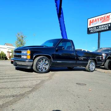 1998 Chevrolet C/K 1500 Series for sale at Hayden Cars in Coeur D Alene ID