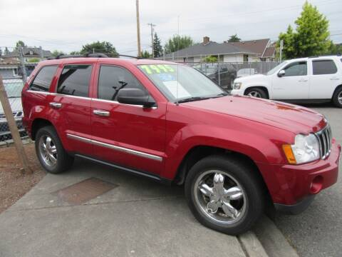 2006 Jeep Grand Cherokee for sale at Car Link Auto Sales LLC in Marysville WA