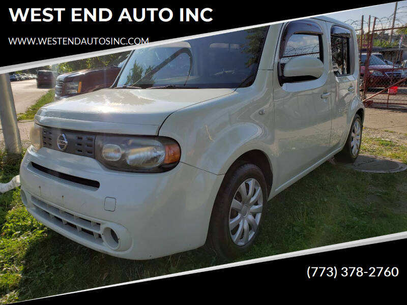 2009 Nissan cube for sale at WEST END AUTO INC in Chicago IL