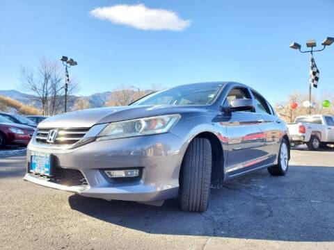 2013 Honda Accord for sale at Lakeside Auto Brokers Inc. in Colorado Springs CO