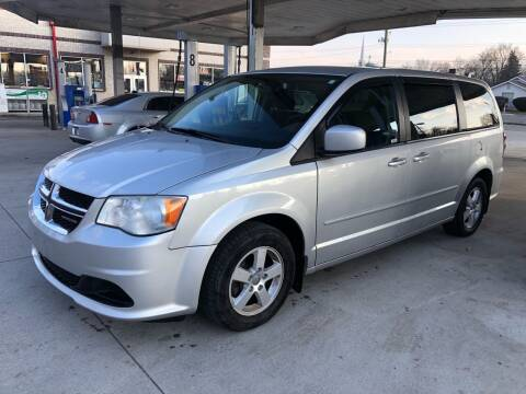 2011 Dodge Grand Caravan for sale at JE Auto Sales LLC in Indianapolis IN