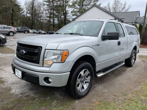 2014 Ford F-150 for sale at Williston Economy Motors in Williston VT