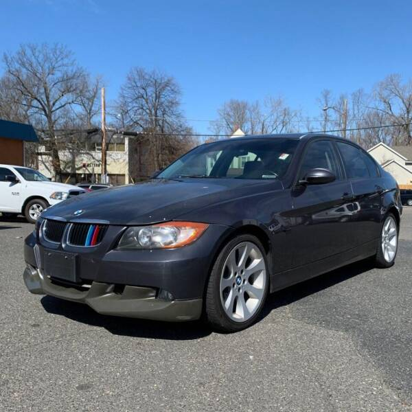 2006 BMW 3 Series for sale at MBM Auto Sales and Service in East Sandwich MA