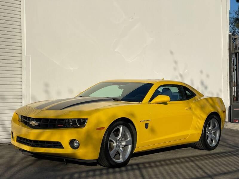 2013 Chevrolet Camaro for sale at Corsa Exotics Inc in Montebello CA