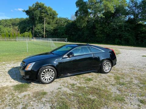 2013 Cadillac CTS for sale at Tennessee Valley Wholesale Autos LLC in Huntsville AL