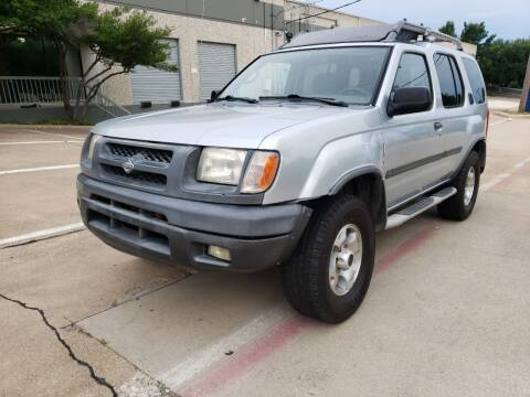 2000 Nissan Xterra for sale at ZNM Motors in Irving TX