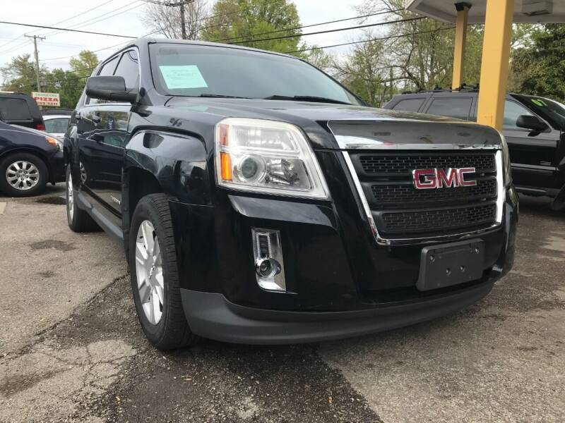2011 GMC Terrain for sale at King Louis Auto Sales in Louisville KY