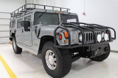 2001 HUMMER H1 for sale at Team One Motorcars, LLC in Marietta GA
