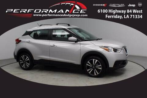2019 Nissan Kicks for sale at Performance Dodge Chrysler Jeep in Ferriday LA
