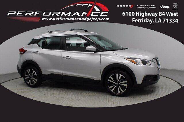 2019 Nissan Kicks for sale at Auto Group South - Performance Dodge Chrysler Jeep in Ferriday LA