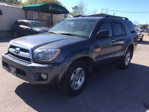 2006 Toyota 4Runner for sale at OASIS PARK & SELL in Spring TX