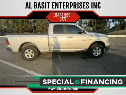 2014 RAM Ram Pickup 1500 for sale at AL BASIT ENTERPRISES INC in Riverside CA