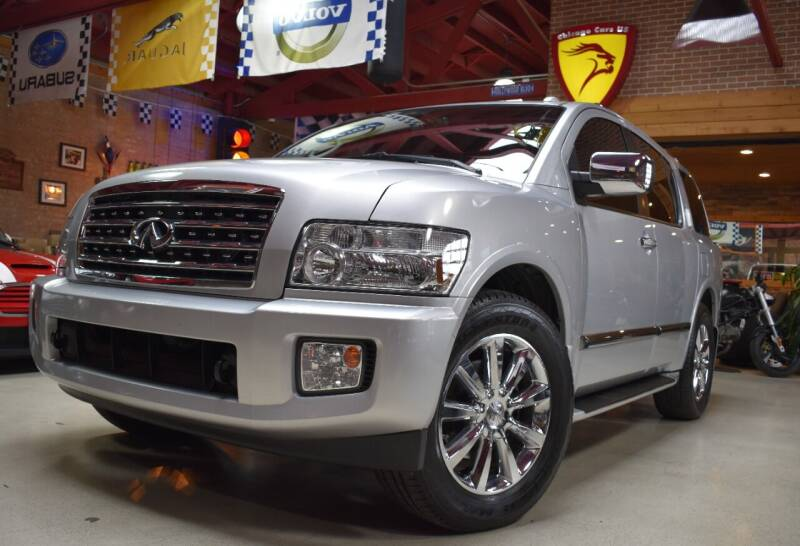 2010 Infiniti QX56 for sale at Chicago Cars US in Summit IL